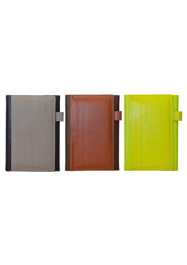 PU Cover Notebook Printing (NB37)