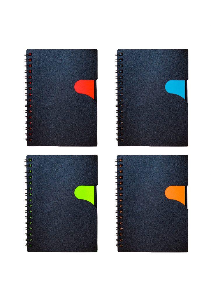 Custom Ring Notebook