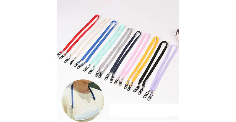 Custom Mask Strap Hook Clasp