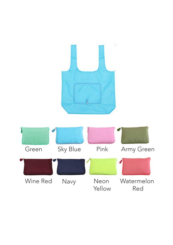 Foldable Grocery Bag Printing